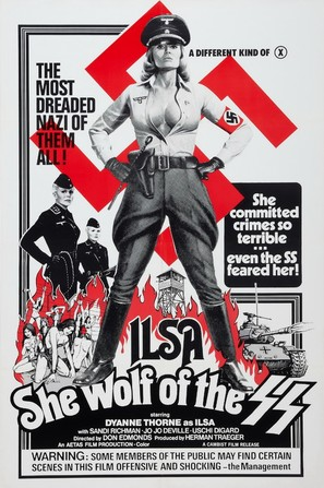 Ilsa: She Wolf of the SS