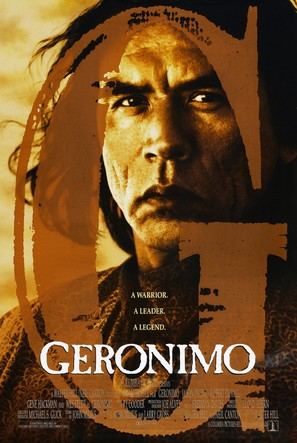 Geronimo: An American Legend - Movie Poster (thumbnail)