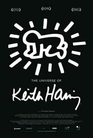 The Universe of Keith Haring - Movie Poster (thumbnail)