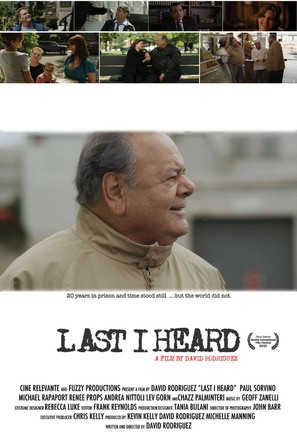 Last I Heard - Movie Poster (thumbnail)