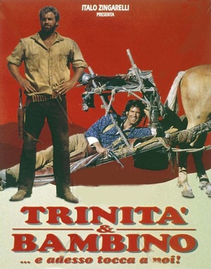 Trinità & Bambino... e adesso tocca a noi!