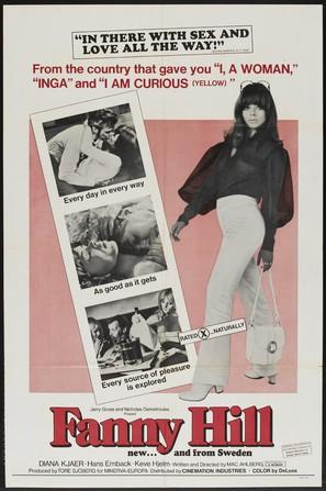 Fanny Hill - Movie Poster (thumbnail)
