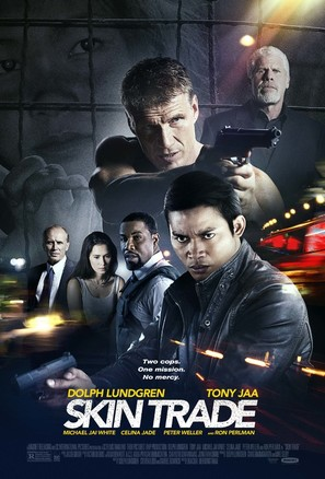 Skin Trade - Movie Poster (thumbnail)