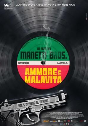 Ammore e malavita - Italian Movie Poster (thumbnail)