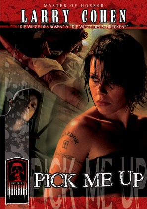 """""""Masters of Horror"""" Pick Me Up - German DVD movie cover (thumbnail)"""