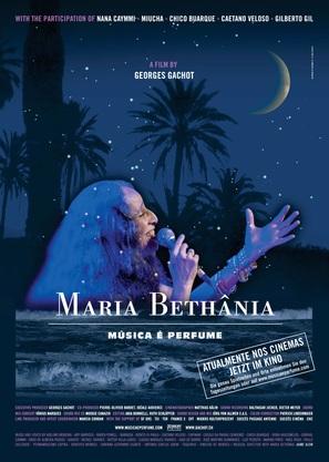 Maria Bethânia: Música é Perfume - Swiss poster (thumbnail)