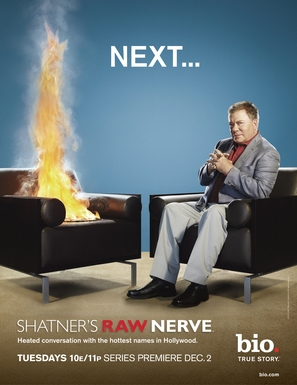 """Shatner's Raw Nerve"""