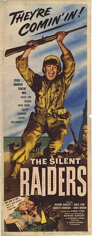 Silent Raiders - Movie Poster (thumbnail)