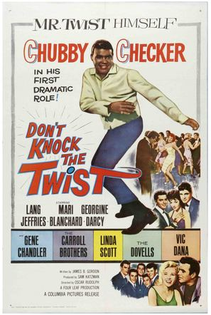 Don't Knock the Twist - Movie Poster (thumbnail)