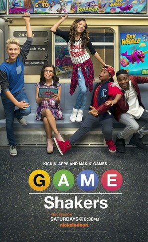 """Game Shakers"""