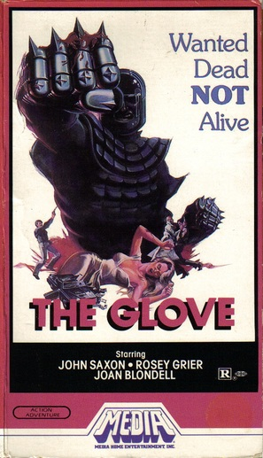 The Glove - VHS cover (thumbnail)