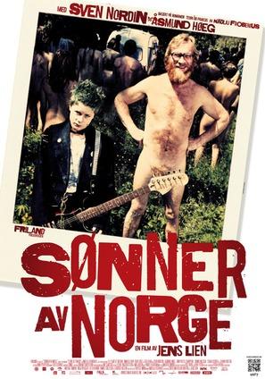 Sønner av Norge - Norwegian Movie Poster (thumbnail)