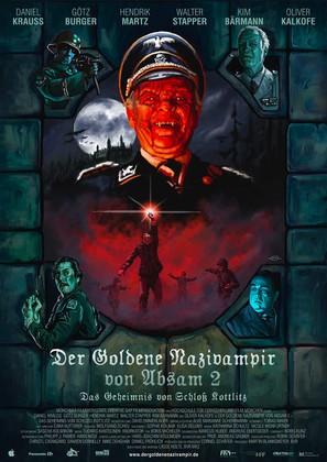 Der Goldene Nazivampir von Absam 2 - Das Geheimnis von Schloß Kottlitz - German Movie Poster (thumbnail)
