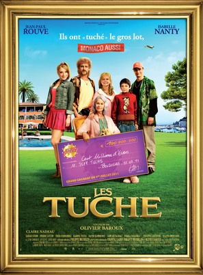 Les Tuche - French Movie Poster (thumbnail)