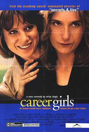 Career Girls - Movie Poster (thumbnail)