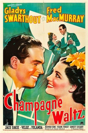 Champagne Waltz - Movie Poster (thumbnail)