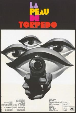 La peau de torpedo - French Movie Poster (thumbnail)