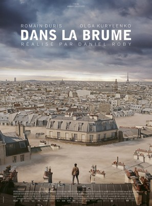 Dans la brume - French Movie Poster (thumbnail)