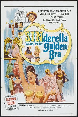 Sinderella and the Golden Bra - Movie Poster (thumbnail)