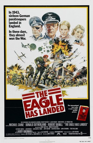 The Eagle Has Landed - Movie Poster (thumbnail)