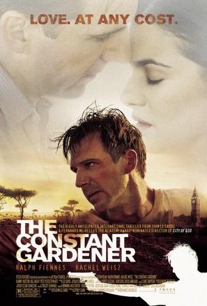 The Constant Gardener - Movie Poster (thumbnail)