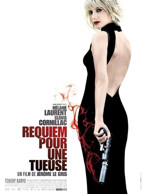 Requiem pour une tueuse - French Movie Poster (thumbnail)