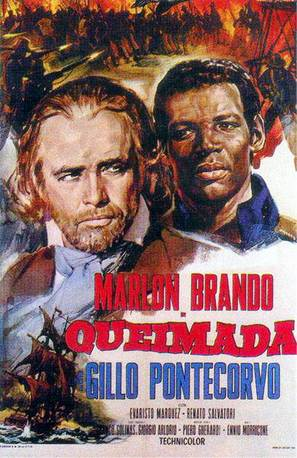Queimada - Italian Movie Poster (thumbnail)