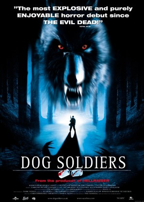 Dog Soldiers - Movie Poster (thumbnail)