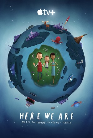 Here We Are: Notes for Living on Planet Earth - Movie Poster (thumbnail)