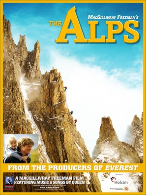 The Alps - Movie Cover (thumbnail)