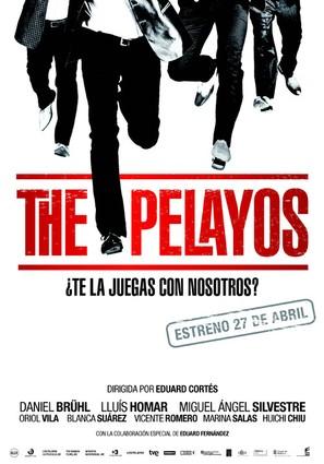 The Pelayos - Spanish Movie Poster (thumbnail)
