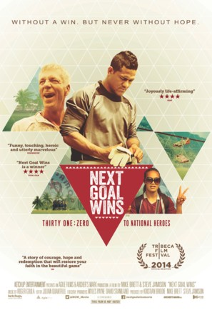 Next Goal Wins - British Movie Poster (thumbnail)