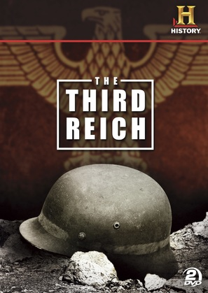 """Third Reich: The Rise & Fall"" - DVD movie cover (thumbnail)"