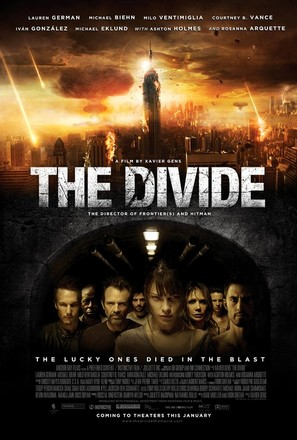 The Divide - Movie Poster (thumbnail)