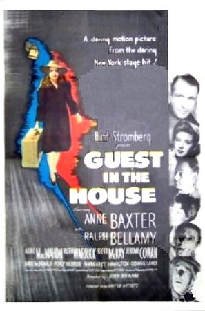 Guest in the House - Movie Poster (thumbnail)