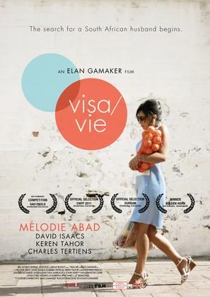 Visa/Vie - South African Movie Poster (thumbnail)