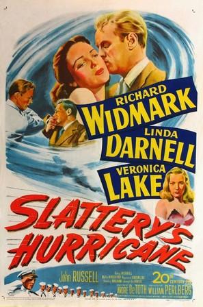 Slattery's Hurricane - Movie Poster (thumbnail)