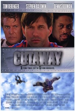 Cutaway - Movie Poster (thumbnail)