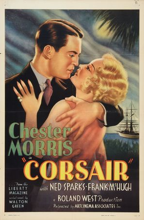 Corsair - Movie Poster (thumbnail)