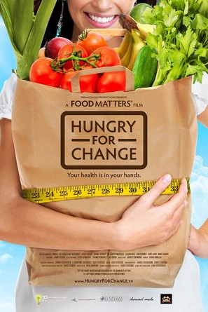 Hungry for Change - Movie Poster (thumbnail)