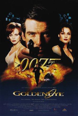 GoldenEye - Movie Poster (thumbnail)