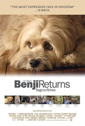 Benji: Off the Leash! - Movie Poster (thumbnail)