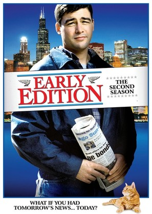 """""""Early Edition"""" - DVD movie cover (thumbnail)"""