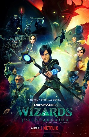 """""""Wizards"""" - Movie Poster (thumbnail)"""