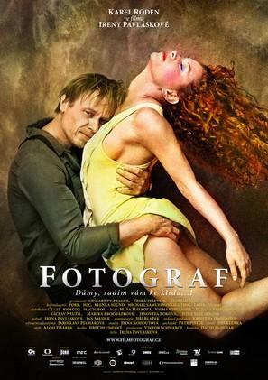 Fotograf - Czech Movie Poster (thumbnail)