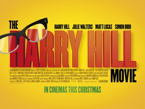 The Harry Hill Movie - British Movie Poster (thumbnail)