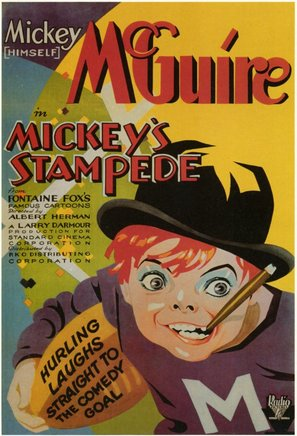 Mickey's Stampede - Movie Poster (thumbnail)