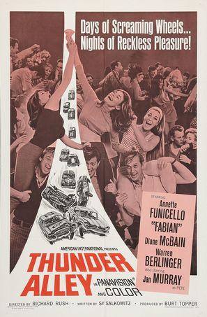 Thunder Alley - Movie Poster (thumbnail)