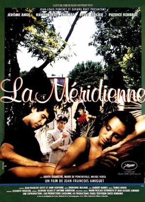La méridienne - French Movie Poster (thumbnail)