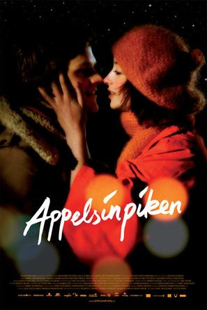 Appelsinpiken - Norwegian Movie Poster (thumbnail)